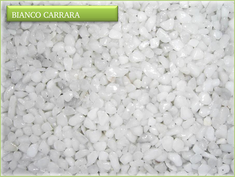 The colours - Colour bianco carrara